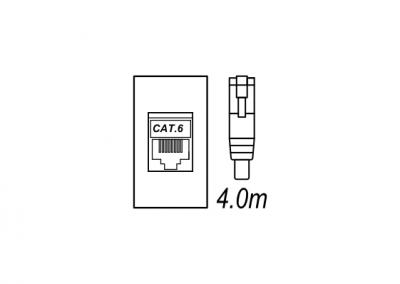 Data, audio visual desk box, floor box OE Elsafe