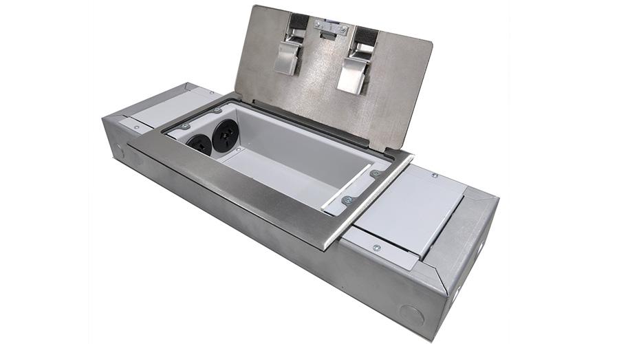 Small floor box power data Hawk OE Elsafe