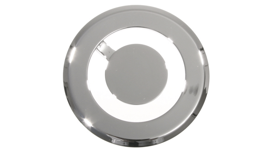 Orbit duct metal grommet 80mm round aluminium OE Elsafe