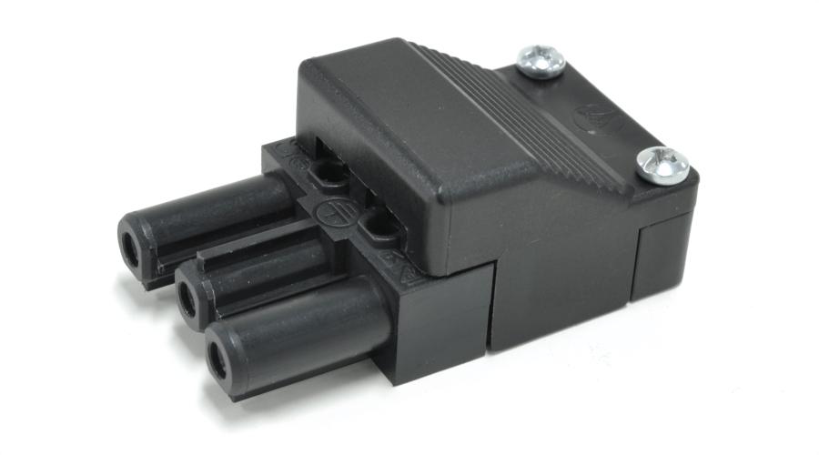 Wieland GST starter socket soft wiring OE Elsafe